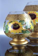 Vázy Slunečnice
