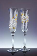 Svatební sklenice ANGELA