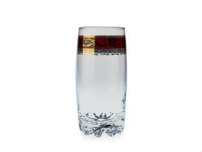 Bordó 300 – sada sklenic
