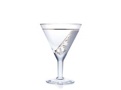 Javorový list 160 – sada sklenic