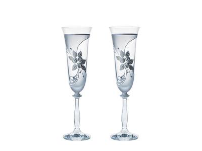 Koketa – sada svatebních skleniček